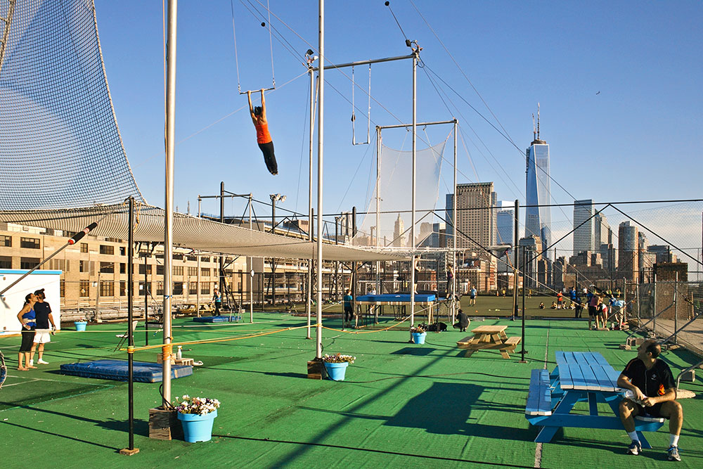 The 5 Best Outdoor Workout Spots in NYC