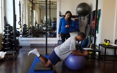 Getting Back in the Game – Personal Training at Physiofitness