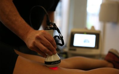 Deep Tissue Therapy Laser Comes to Physiofitness